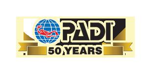 PADI - 50 years